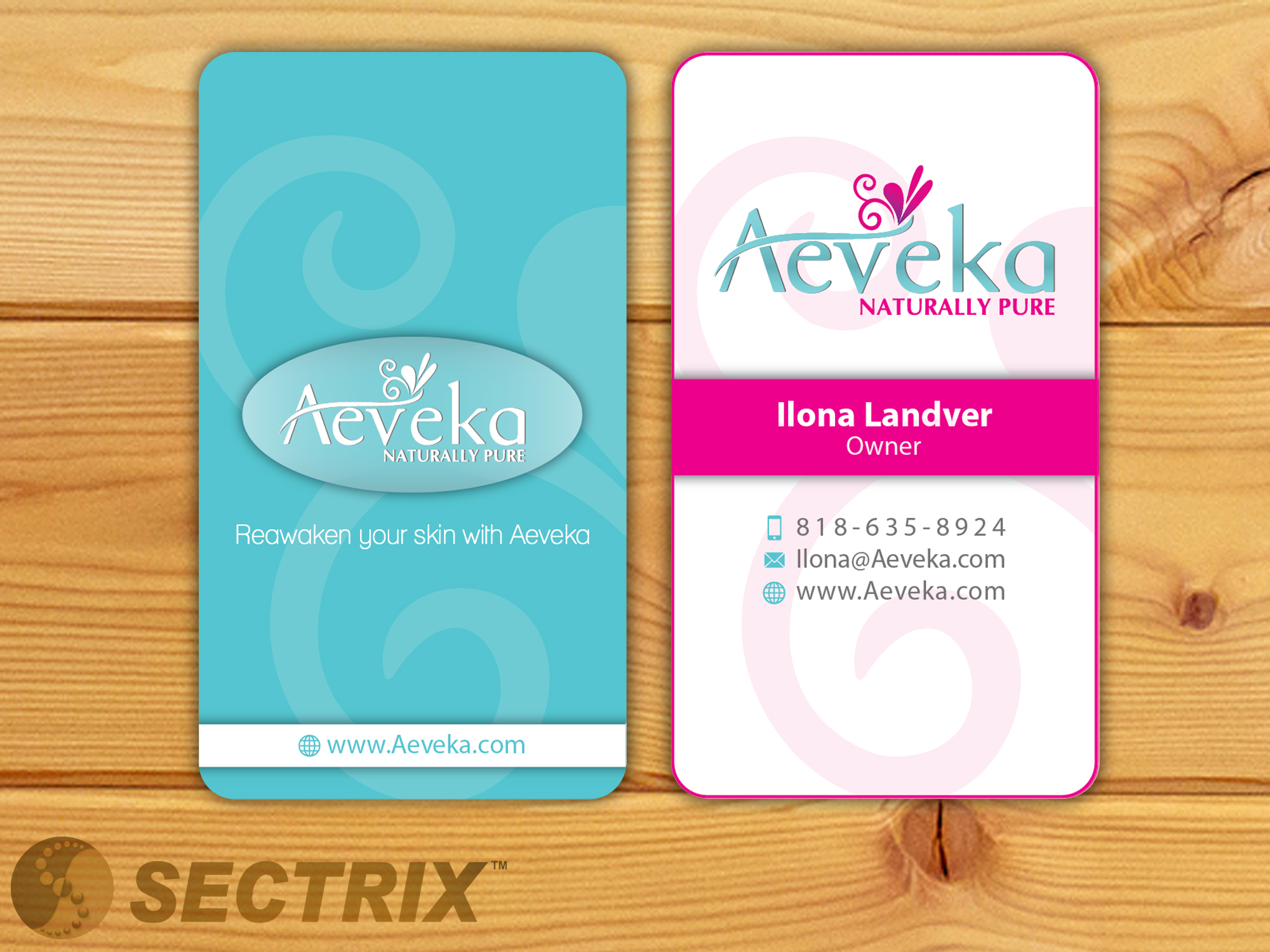 Skin Care Business Cards | Best Business Cards